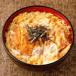 ごはんどき - カツ丼 790円