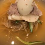 炭火焼肉・韓国料理 KollaBo - 水冷麺