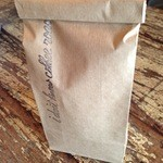 アイドントノウコーヒー ロースター - 購入した豆 gatemala100g