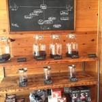 アイドントノウコーヒー ロースター - 珈琲棚と味のMap