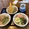 Miyoshiya - 料理写真:おろしそば三昧。サンセット!