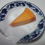 サン・デ・ムーン - トマトチーズケーキ
