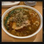 我流担々麺 竹子 - 四川坦々麺!? 850円