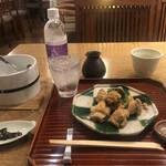 天神房丸新 - 焼鳥(塩)