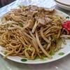 Tsuruya - 料理写真:焼きそば(肉入り)