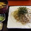 甜蕎屋 源平 - 料理写真:鴨ざる金剛