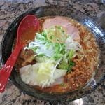 麺処 蓮海 - ピリ辛味噌ラーメン