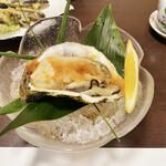 味将 - 岩牡蠣