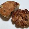 馬場FLAT - 料理写真:オリーブフォカッチャ、シリアルクロッカン