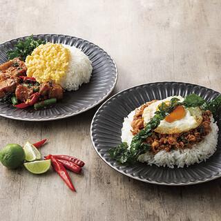タイ伝統の味をカジュアルにご堪能いただけます★
