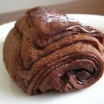 クルール ヴィヴィ - 料理写真:チョコのパン