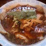 庄内旬味 悦波 - チャーシュー麺 800円