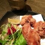 15350454 - 鶏の唐揚げ