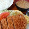 とんかつ山本 - 料理写真:カツ定食