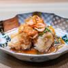 對馬 - 料理写真:淡路島天然鯛の白子