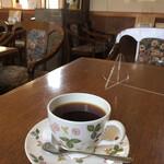 Cafe Baum - 内観
