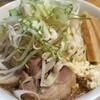 大仙 - 料理写真:大仙ラーメン(野菜、ニンニク、ネギ増し)