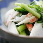 大阪まんぷく堂 - 料理写真:美味しい旬の野菜料理
