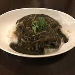グリルアンドバー ハナヤ - 上海角煮カレー