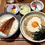 謙徳蕎麦家 - 日替わり定食
