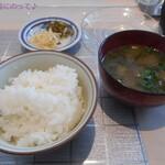キッチン すみれ - 定食セット