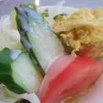 キッチン すみれ - サラダ