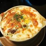 15352119 - 牛すじじゃが煮込みチーズ焼き