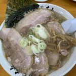 青竹手打ちラーメン 麺や 大山 - 塩チャーシューめん  970円