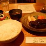 にっぽんの洋食 津つ井 - ビーフシチューランチ
