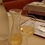 シェ・レノン - お薦め自然派白ワイン