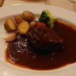 シェ・レノン - 温製 豚かしら肉のやわらか煮