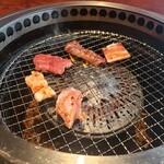 焼肉 肉どうし - じゅー