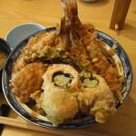 割烹 天ぷら よこい