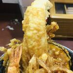 天丼の岩松 - 料理写真:海鮮丼(穴子)