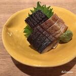 三陸海鮮酒場 浜来 - 金華鯖の炙り〆鯖