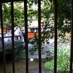 祇園たんと - 外の景色