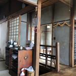 ビストロ アリゴ - ちょっとした個室風空間も2部屋あります。