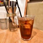 No.18 - セットドリンク@税込150円:アイスコーヒー