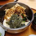 和食処 梵 - 珍しい揚げ湯葉