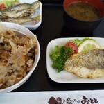 おわせ魚食堂 - 尾鷲の魚は~、美味しい。