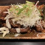 環七ラーメン 周麺 - 肝スペシャル