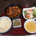 謝謝 - 陳麻婆豆腐979円