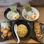 鶏そば 光潮 - 料理写真: