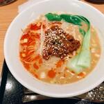 153570300 - 白胡麻坦々麺