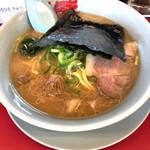 ラーメン山岡家 - 醤油670円 コロチャーシュー(クーポン使用)