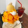 プチ フェーブ - 料理写真:完熟マンゴーパフェ