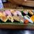 寿司と地魚料理 大徳家 - 料理写真: