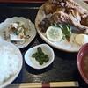 とり八茶屋 - 料理写真:鶏足唐揚定食