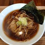 中華そば 鶴亀 - 料理写真:中華そば 醤油