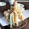 手打百藝 泰然 - 料理写真:海老と野菜の天ぷら